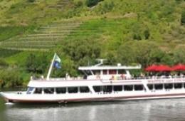Mosel-Schifffahrt
