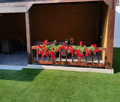 De Tuin van Haus Moselschleife